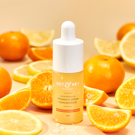 Dot & Key Glow Revealing Vitamin C Serum Concentrate (30ml)