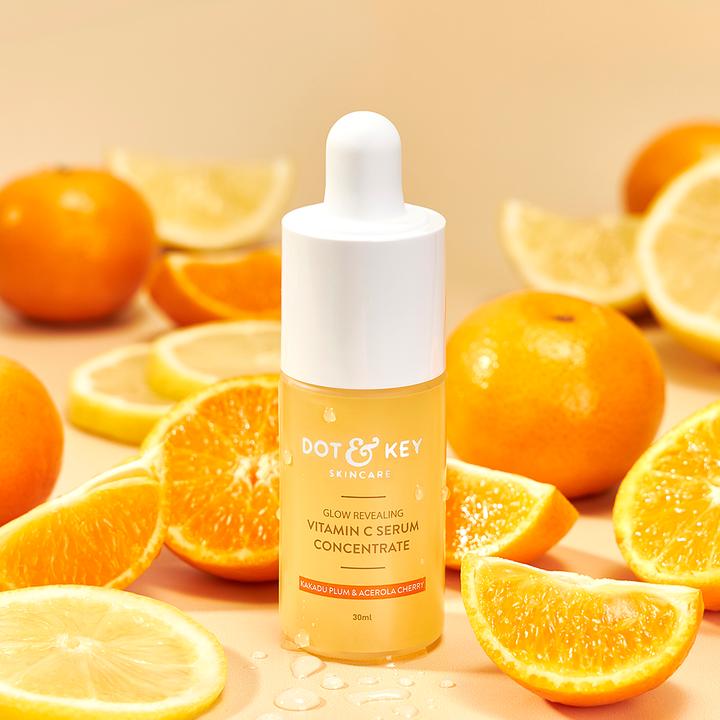Dot & Key Glow Revealing Vitamin C Serum Concentrate (30ml)