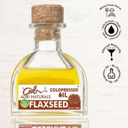 Adri Naturals Flax seed Oil