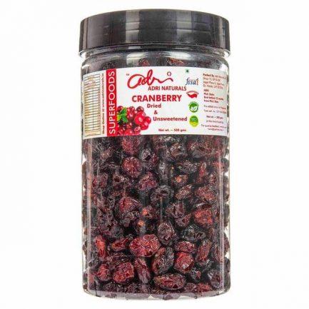 Adri Naturals Dried Cranberry