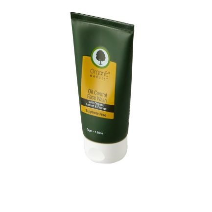 Organic Harvest Face Wash - Oil Control (Sulphate Free) (50gm)