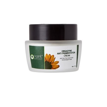 Organic Harvest Anti Pigmentation Cream, 50g