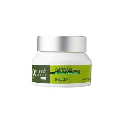 Organic Harvest Activ Range Anti Ageing Cream, 50g