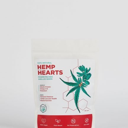 BOHECO Life - Hemp Hearts (500gm)