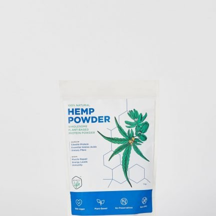 BOHECO Life - Hemp Seed Powder (1000gm)