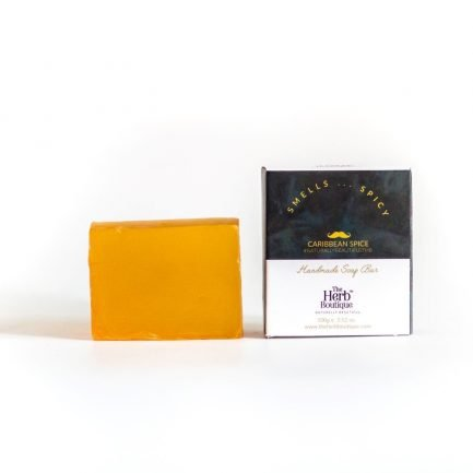 The Herb Boutique - Caribbean Spice Soap (100gm)