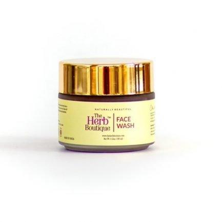 The Herb Boutique - Citrus Honey & Almond Scrub Face Wash