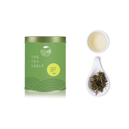 The Tea Shelf Virgin Green Tea (30gm)