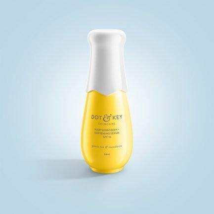 Dot & Key Hair Sunscreen Softening Serum SPF 15