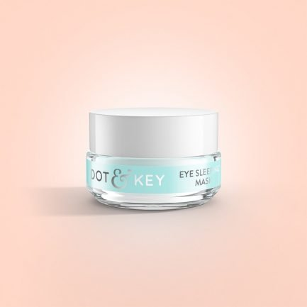 Dot & Key Shadow Minimizing Eye Sleeping Mask