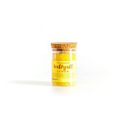 The Herb Boutique - Lemon Bath Salt (100gm)
