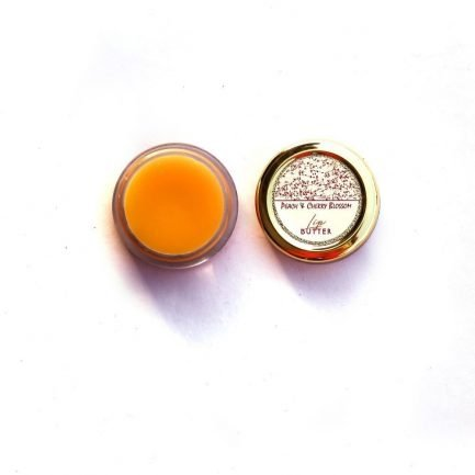 The Herb Boutique - Peach & Cherry Blossom Lip Balm (9gm)