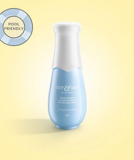Dot & Key Pre-Swim Skin & Hair Chlorine Protection Spray