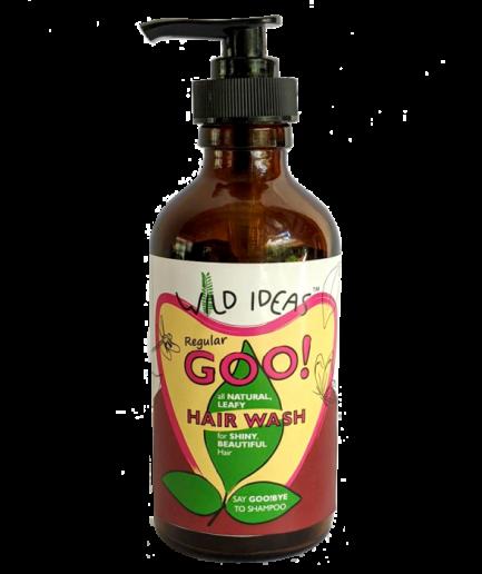 "Wild Ideas ""Regular Goo!"" All Natural Shampoo (200ml)"
