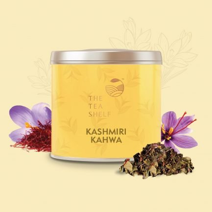 The Tea Shelf Kashmiri Kahwa Chai