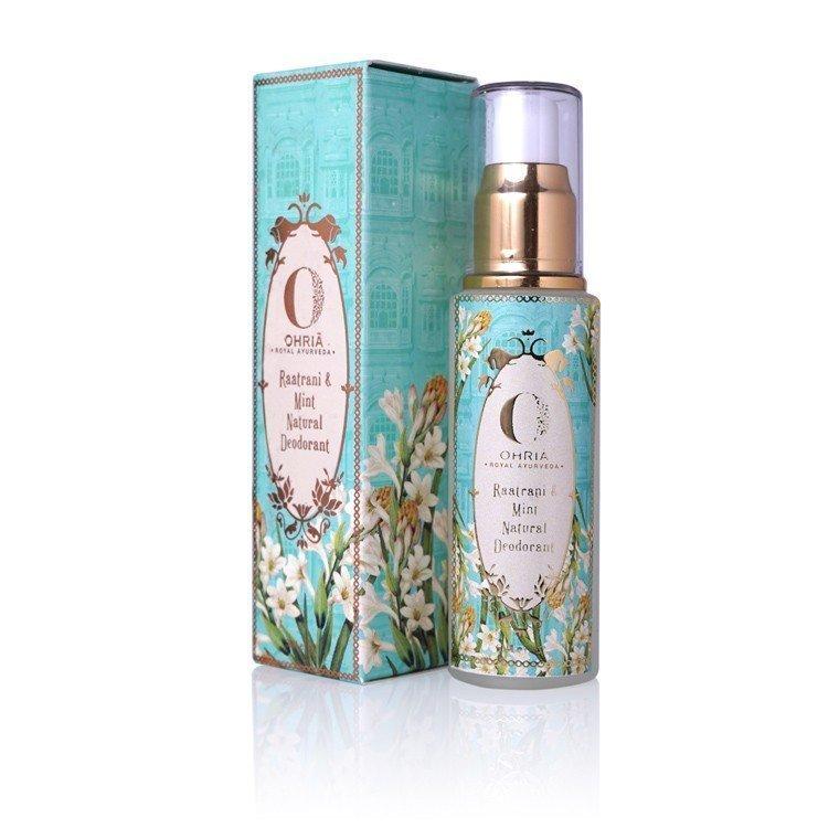 Ohria Raatrani & Mint Natural Deodorant (50ml)