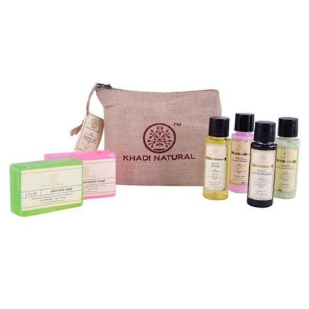 Khadi Ayurvedic Herbal Travel Kit