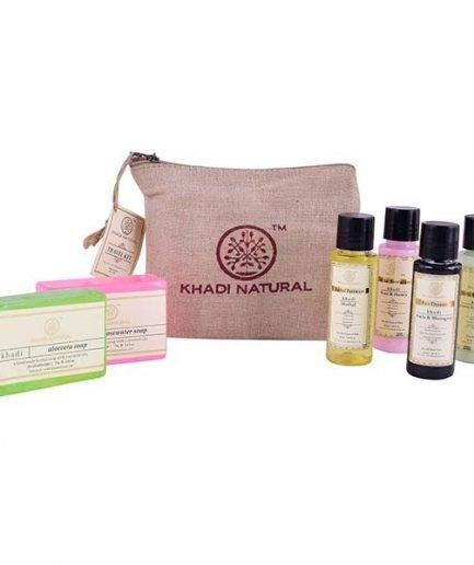Khadi Ayurvedic Herbal Travel Kit