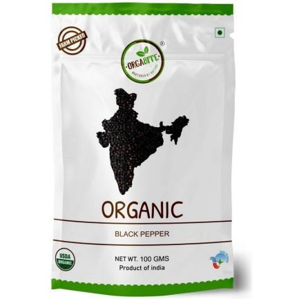 ORGABITE Organic Black Pepper