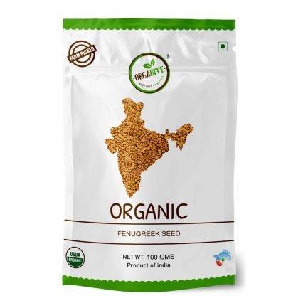 ORGABITE Organic Fenugreek Seeds