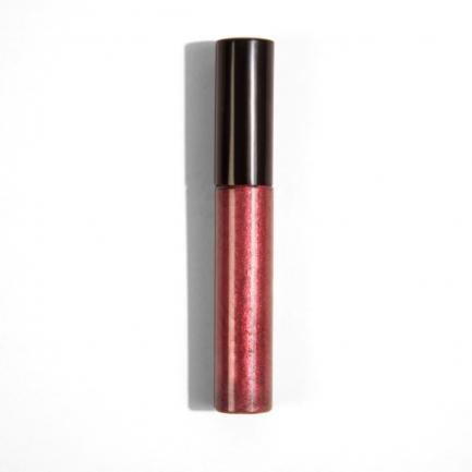 Ruby's Organics – Quick Set Red Metal Liquid Eyeshadow long lasting chemical free blend mergeable cruelty free vegan long lasting metallic eyes