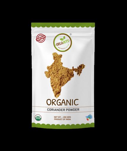 ORGABITE Organic Coriander Powder