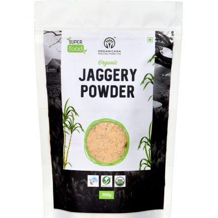 Oraganicana Jaggery Powder