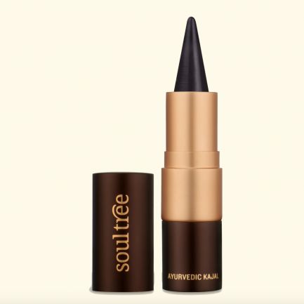 soultree PURE BLACK KAJAL makeup eyemakeup