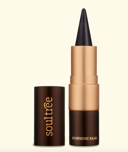 soultree PURE BLACK KAJAL makeup eyemakeup