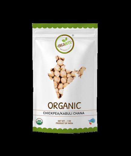 ORGABITE Organic Kabuli Chana