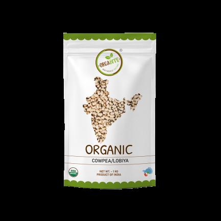 ORGABITE Organic Cowpea(Lobiya)