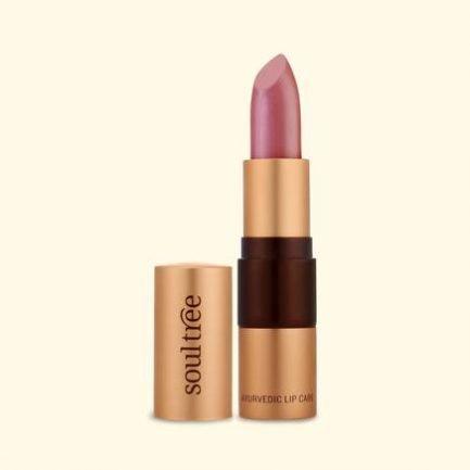 Soultree Lipstick Nude Pink shade tone colour makeup vegan cosmetics