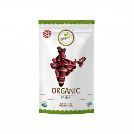 ORGABITE Organic Rajma