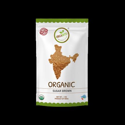ORGABITE Organic Brown Sugar