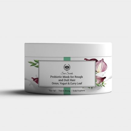 Seer Secrets Probiotic Mask for Rough & Dull Hair