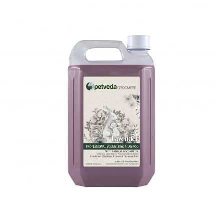 Petveda Lavender Professional Volumizing Shampoo + Conditioner (5000ml)