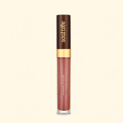 Soultree Lip Gloss Nude Pink