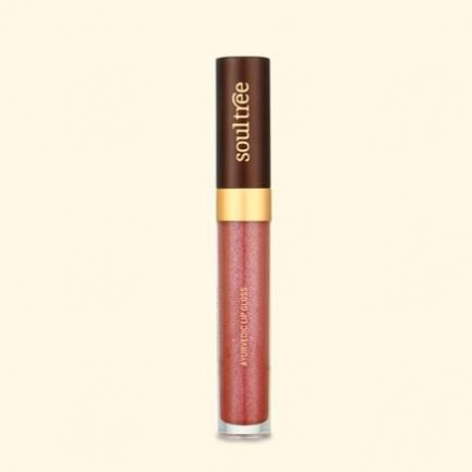Soultree Lip Gloss Rose Dew