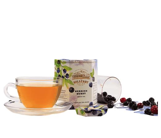 The Hillcart Tales Berries Burst Tea