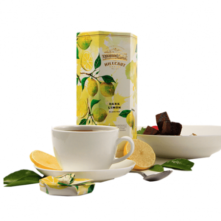 The Hillcart Tales Dark Limon Tea