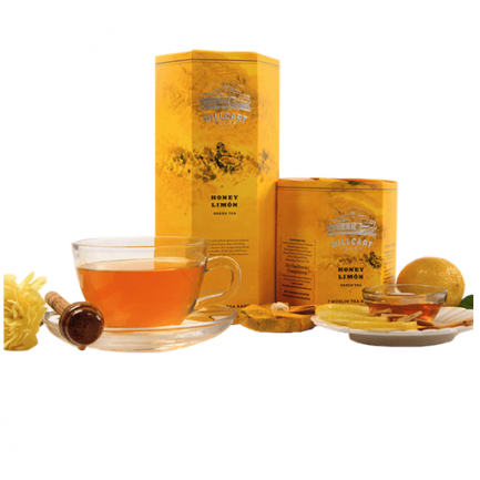 The Hillcart Tales Honey Limon Tea