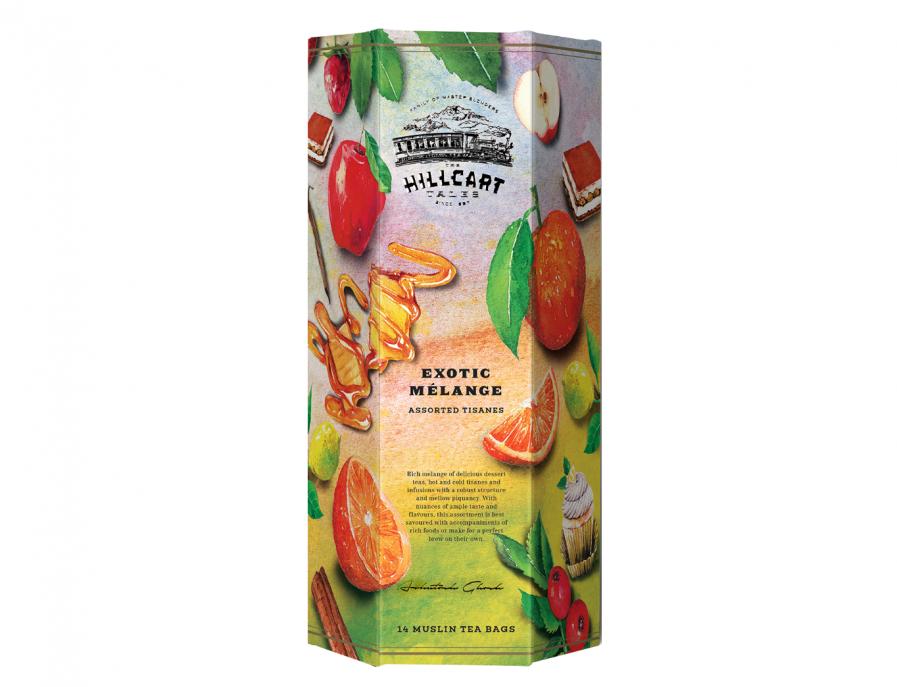 The Hillcart Tales Exotic Melange Tea