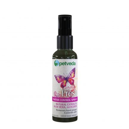 Petveda Fresh - Teeth Tartar Control Spray (60ml)