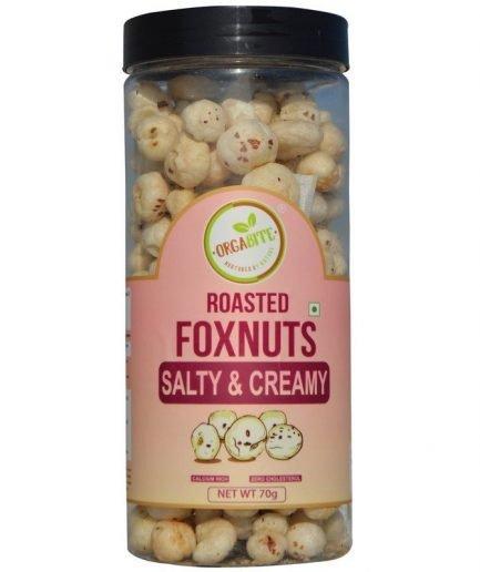 Orgabite Foxnut Salty & Creamy