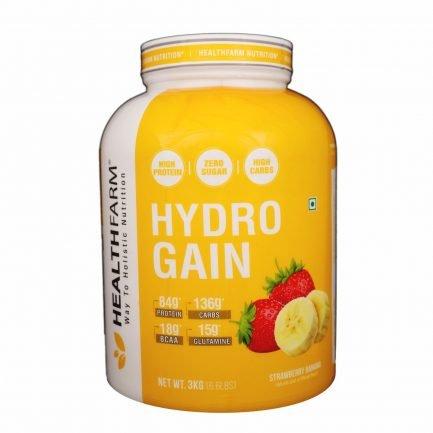 Health Farm Hydro Gain - Strawberry Banana