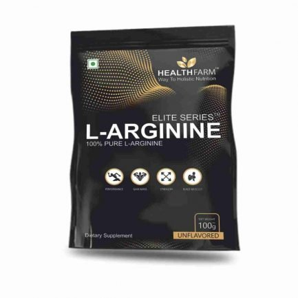 Health Farm L-Arginine (100gm)