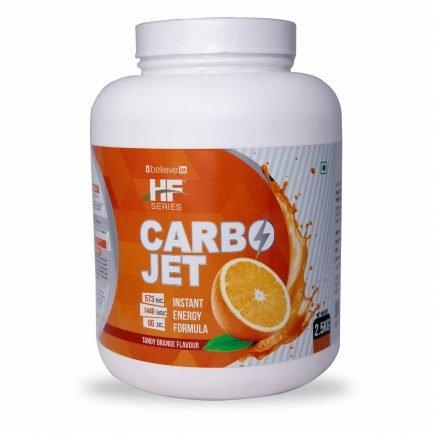 Health Farm Carbo Jet - Tangy Orange (2.5 Kg)