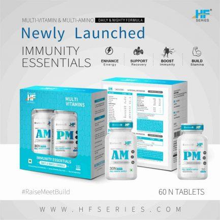 Health Farm AM PM Multi-Vitamin & Multi Amino (60 tablets)