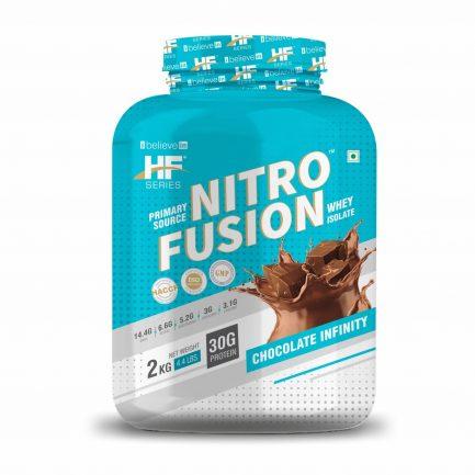 Health Farm Nitro Fusion (Chocolate Infinity) (2 Kg)