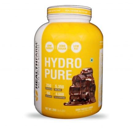 Health Farm Hydro Pure - Dark Fantasy Chocolate (2 Kg)